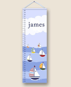 Regatta Personalized Growth Charts