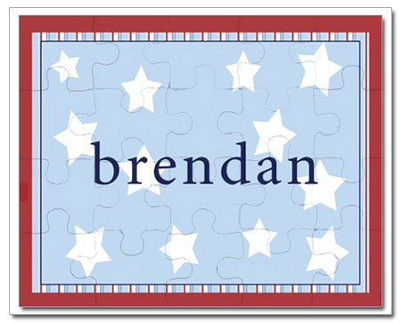 All American Personalized Puzzles