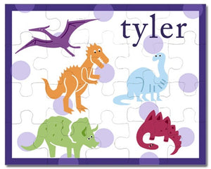 Dinomite Personalized Puzzles
