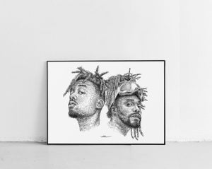 Scribbled Earthgang