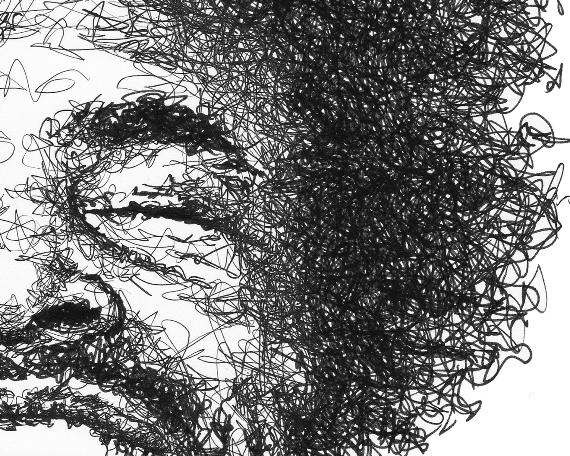 Scribbled Questlove