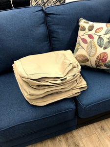 Sol 72 Rochford 7pc Outdoor Cushion Cover Set - Beige