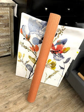 "Load image into Gallery viewer, Schumacher 12'L x 36""W Sisal Wallpaper Roll – Paprika"