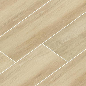 "MSI 9.5"" x 35"" Matte Porcelain Floor & Wall Tile – Rainer Natural - 24 Boxes (Approx. 328 sq ft)"