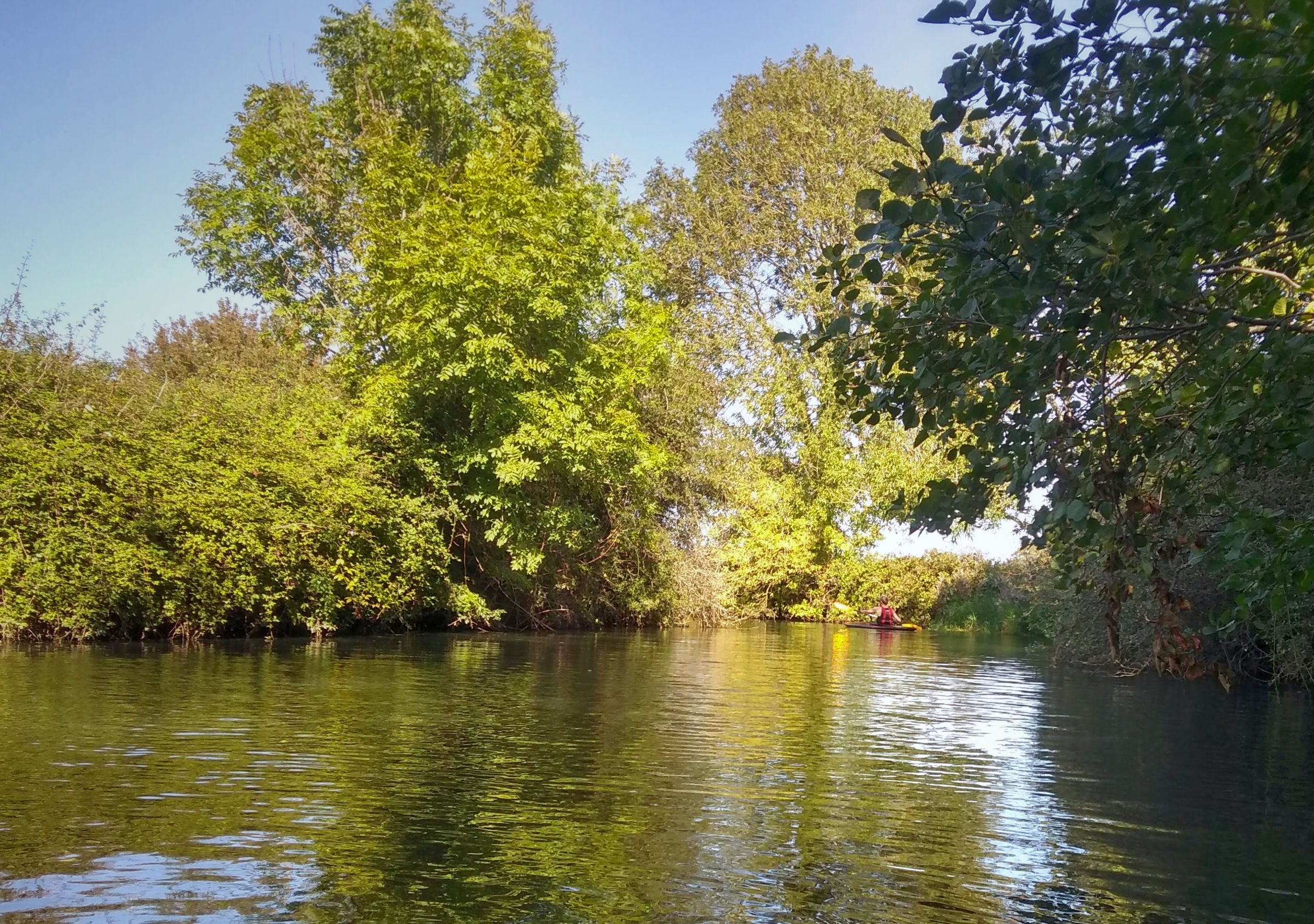 barcombe mills, river ouse, barcombe, paddling on the ouse, river walk