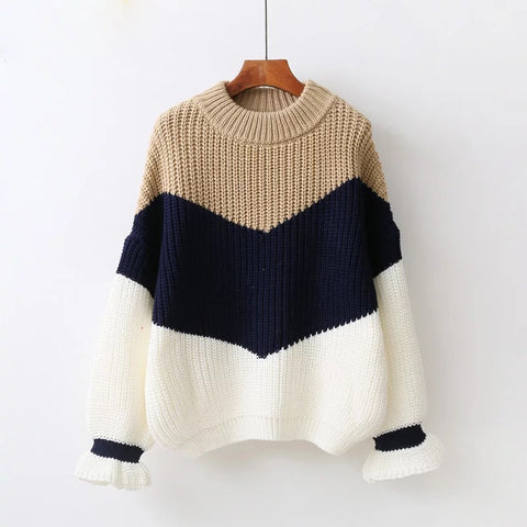 Loose Jumper Pullover Sweater