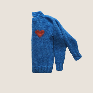 Cornflower Signature Sweater