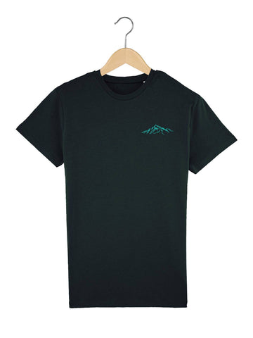 Borrisoleigh Men's Black Fitted Tee