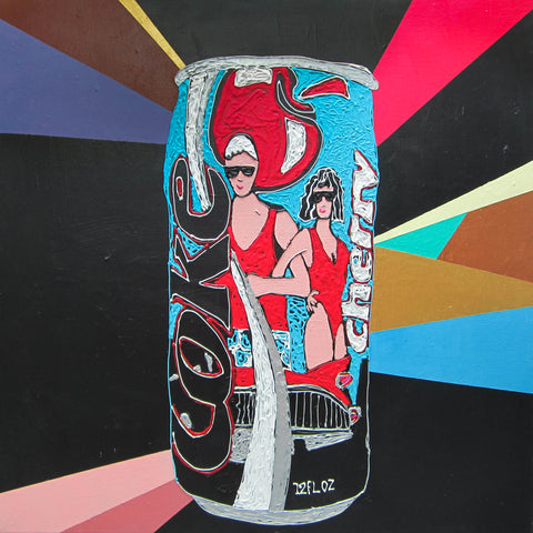 Cherry Coke - MATADERO ART
