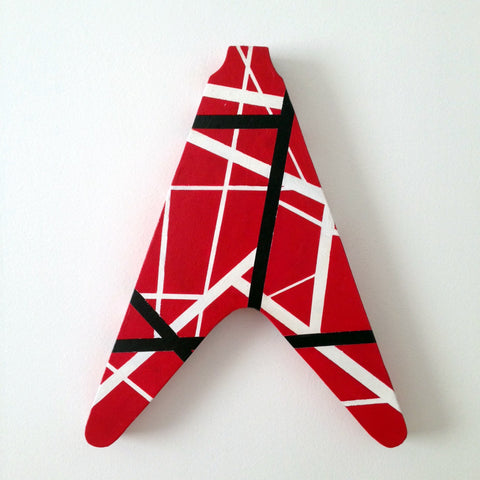 Flying V Series: Van Halen - MATADERO ART