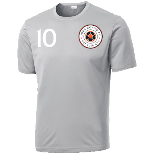 Joga Bonito F.C.<br> Game Jersey with Number