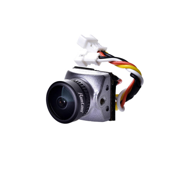 Runcam Racer Nano CMOS 700TVL 1.8mm-2.1mm Super WDR Smallest FPV Camera 6ms Low Latency Gesture Control Integrated OSD for FPV Racer Drone