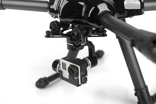 X-CAM A10-3H for GOPRO 3 Axis Gimbal