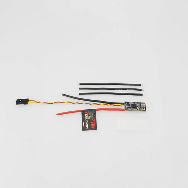 Lightning S 25A ESC (BLHeli S) Damped light 2-4S  FPV Racing