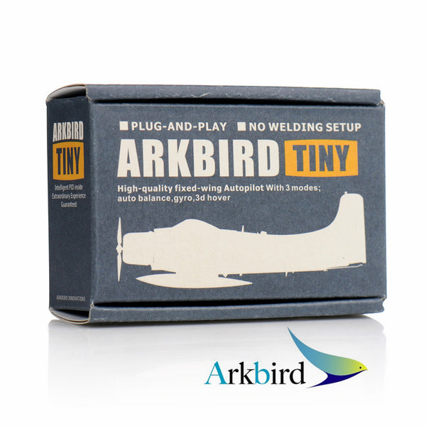 Arkbird Tiny Flight Stabilization System ( Include GPS)