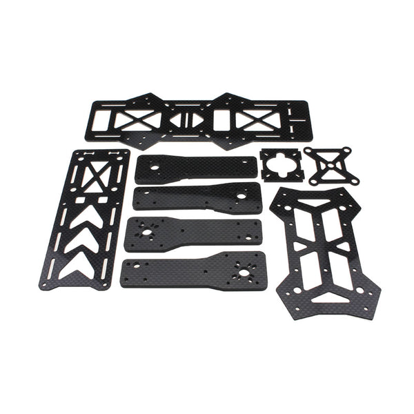 Nighthawk 250 II All Carbon Fiber Quadcopter Aircraft Frame