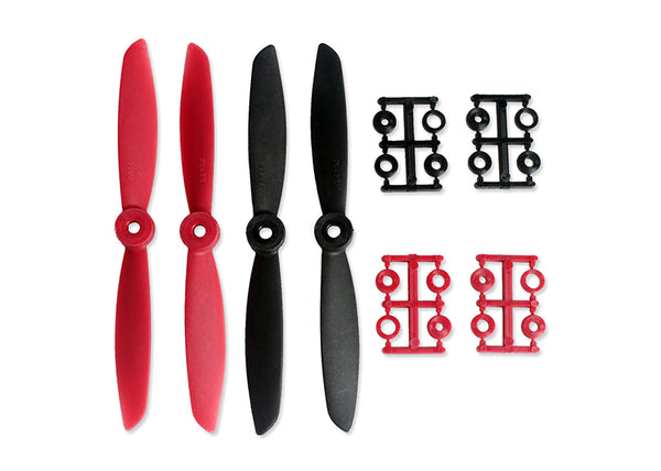 Propellers 6045 Nylon FPV 2CW&2CCW For 250 RC Drone FPV Racing Multi Rotor