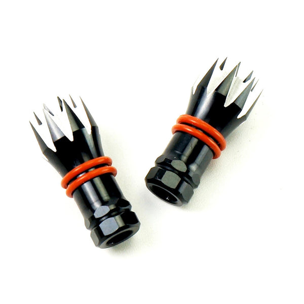 One Pair STP M2.5 CNC 3D Transmitter Stick Ends for FrSky X-Lite Pro-X-Lite Transmitter