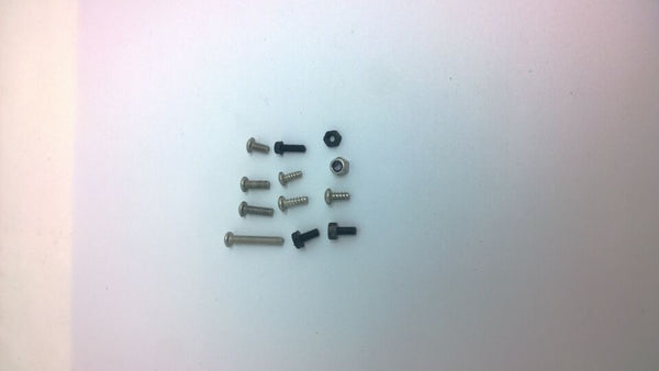 Nighthawk 280 Pro Parts - Screws set for ARF Version