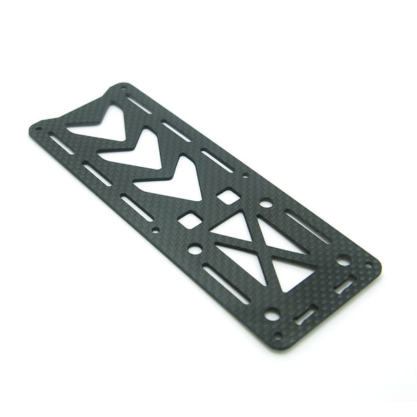250 Quadcopter Frame Kit Glass fiber & Carbon Fiber mixed Parts - Top Board