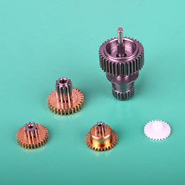 ES09MA-ES09MD Resin Gear Set