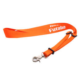 Orange Adjustable Carrying RC Transmitter Neck Strap For Futaba Radio