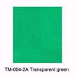 TM-004-2A Transparent green(600mm*1meter)