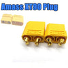 Amass XT90 Male-Female Bullet Connector Plugs For RC Lipo Battery 140300490