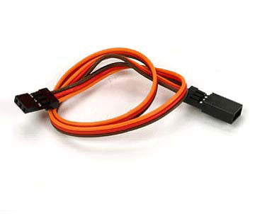 G-002 JR Straight Extension wire 22AWG L=30CM