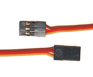 H-003-H-006 JR male servo lead 22AWG L=30CM
