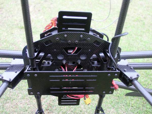 ST800 Carbon Fiber X-Copter 820mm Folding Hexacopter Frame