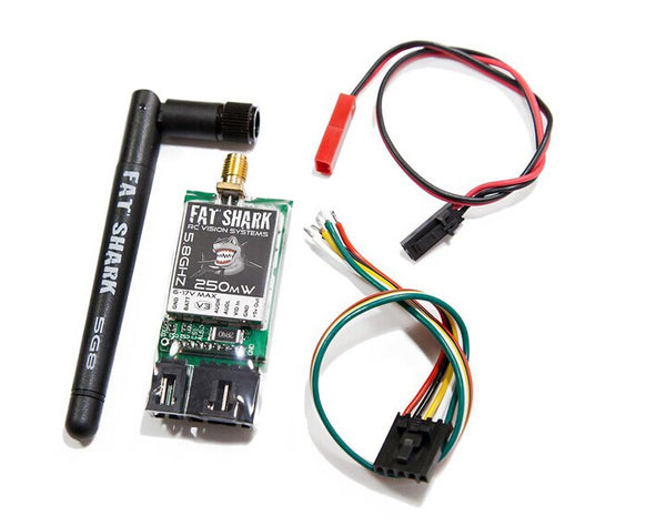 Fatshark 5.8G 250mW Transmitter RC Version System For Multicopter 65020020