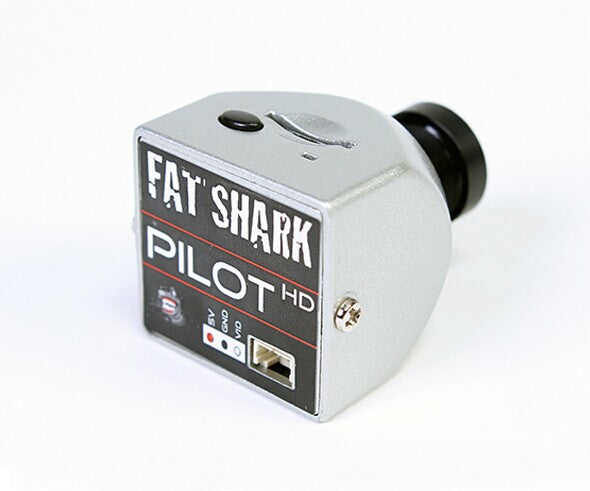 Fatshark PilotHD 720p 30fps HD FPV Camera 65020040