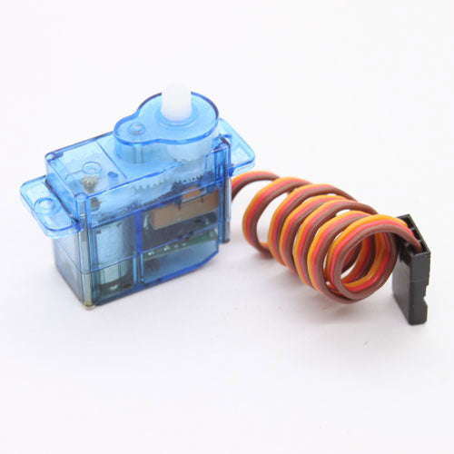 Budget 9g Servo ES08E Micro Analog Servo for RC models airplane