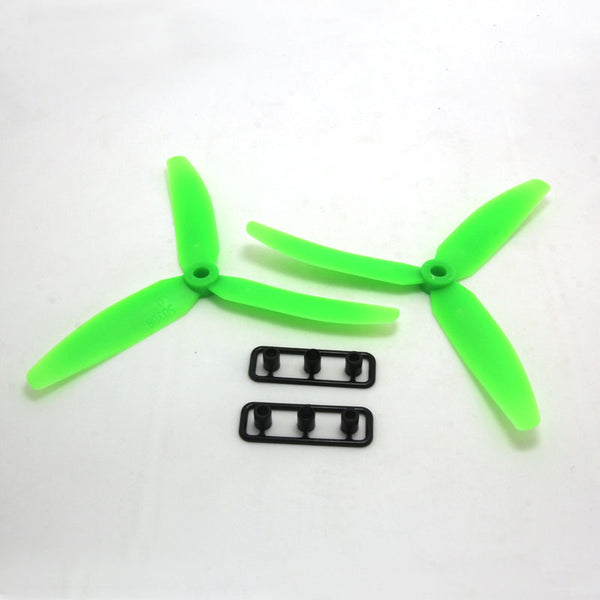 5inch 5030 3-blade Gemfan Quadcopter Prop Set - 2CW and 2CCW for FPV Racing drone