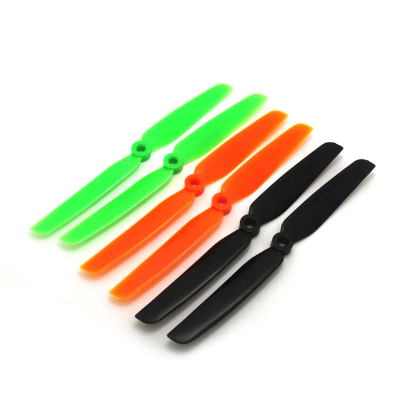 6inch 6030 Gemfan Quadcopter Prop Set - 2CW and 2CCW For FPV Racing drone