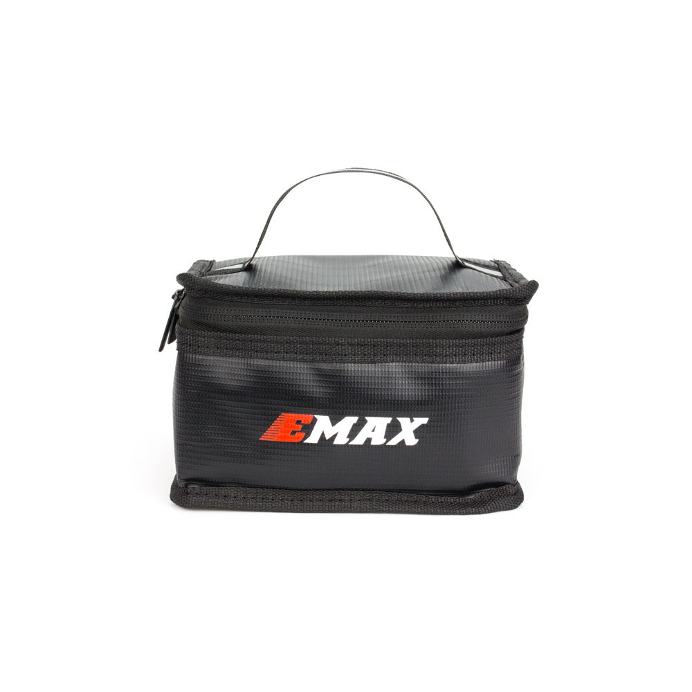 Emax Lipo Safe RC Lipo Battery Safety Bag 155*115*90mm With Luminous For RC Plane Tinyhawk Drone handbag