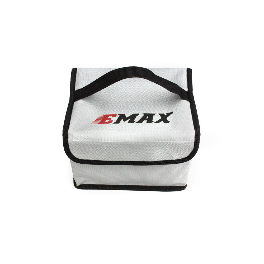 Emax Lipo Safe RC Lipo Battery Safety Bag 200*150*150mm With Luminous For RC Plane Tinyhawk Drone handbag