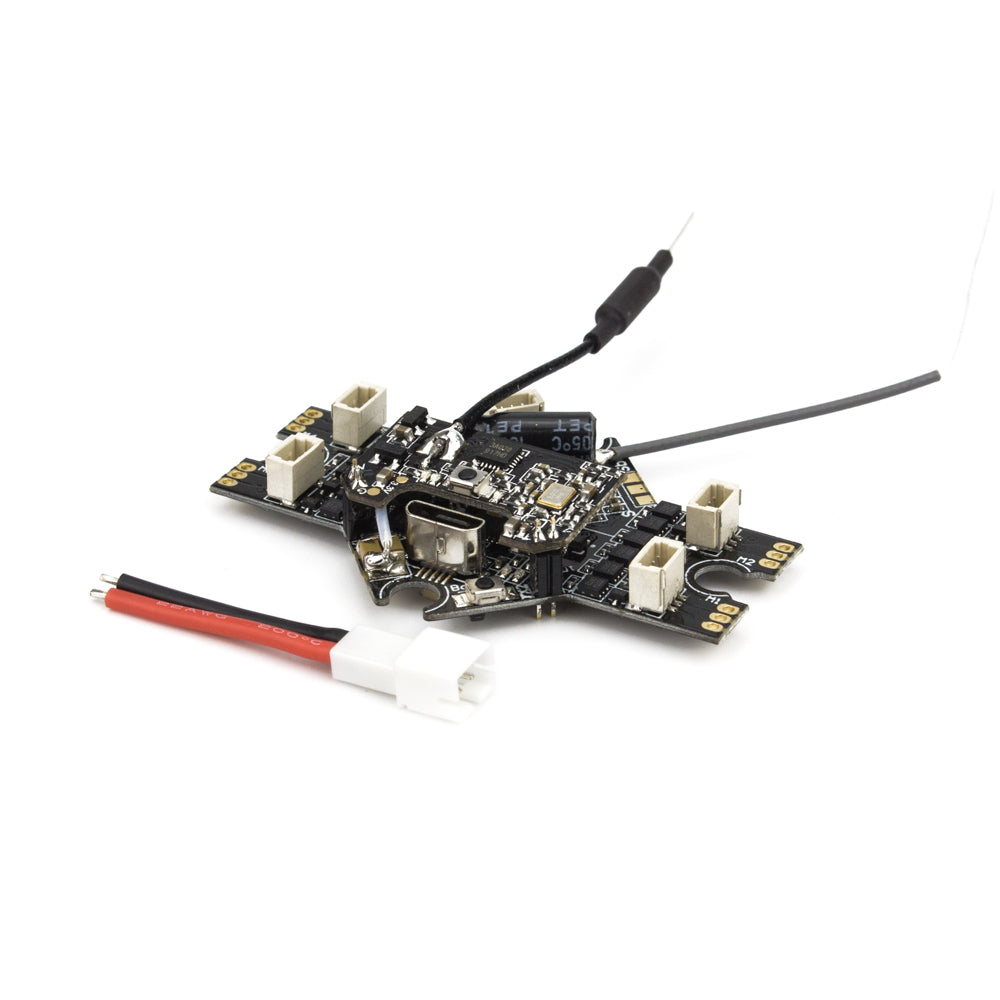 Tinyhawk II Parts - All-In-One FC-ESC-VTX F4 5A 25-100-200mw AIO Main Board for Tinyhawk II
