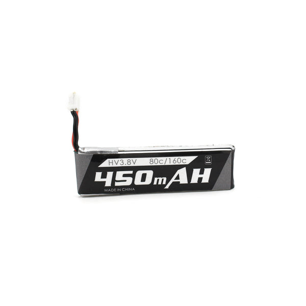 Emax Tinyhawk Indoor FPV Racing Drone Spare Part 1S 80C-160C HV 450mah Lipo Battery