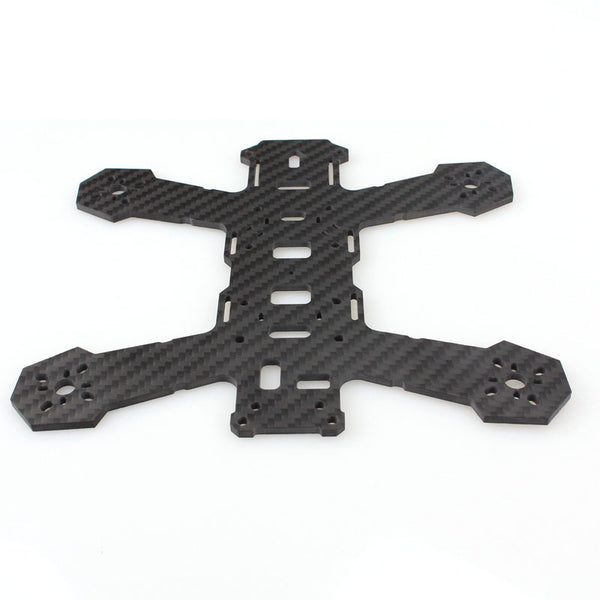 EMAX 3mm Replacement Lower Board for Nighthawk 170 Quadcopter Racer Model - BLACK
