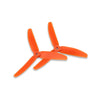 2 Pairs Gemfan 5040 Bullnose 3 Blade PC Propeller CW-CCW For RC Multirotors (Unbreakable)