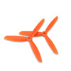 2 Pairs 5045 Glass Fiber Nylon three Blade Propeller CW-CCW For Mini Quadcopter