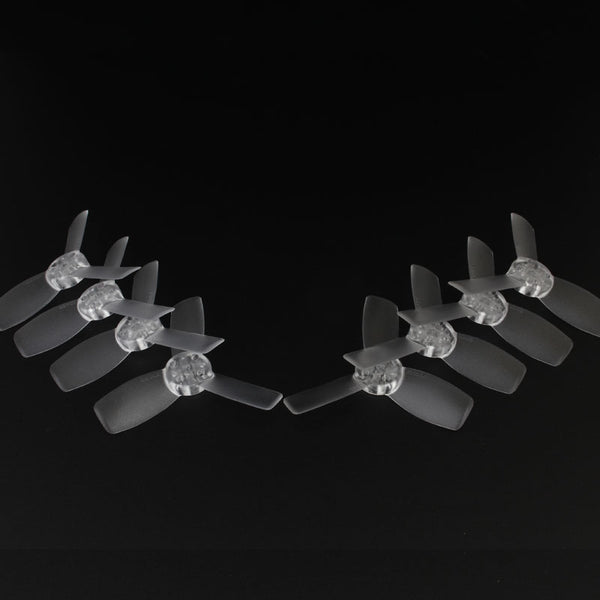 Babyhawk Parts - 2345 propeller(2CW+2CCW) for micro drone-Transparent