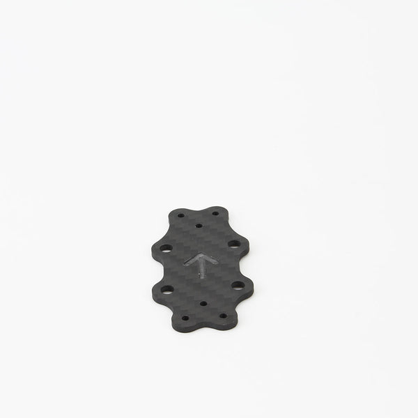 Babyhawk Race Parts 2inch 3inch - Carbon Mid plate and Bottom plate Pack