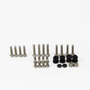 Babyhawk Race Parts - Hardware pack including rubber damper