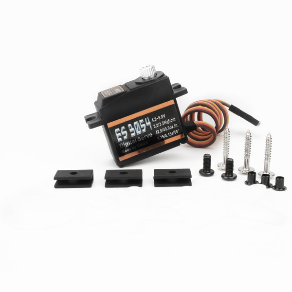 Emax ES3054 17g 3.5kg 0.13sec 23T Metal Gear Digital Servo For RC Airplane ES3154 upgrade