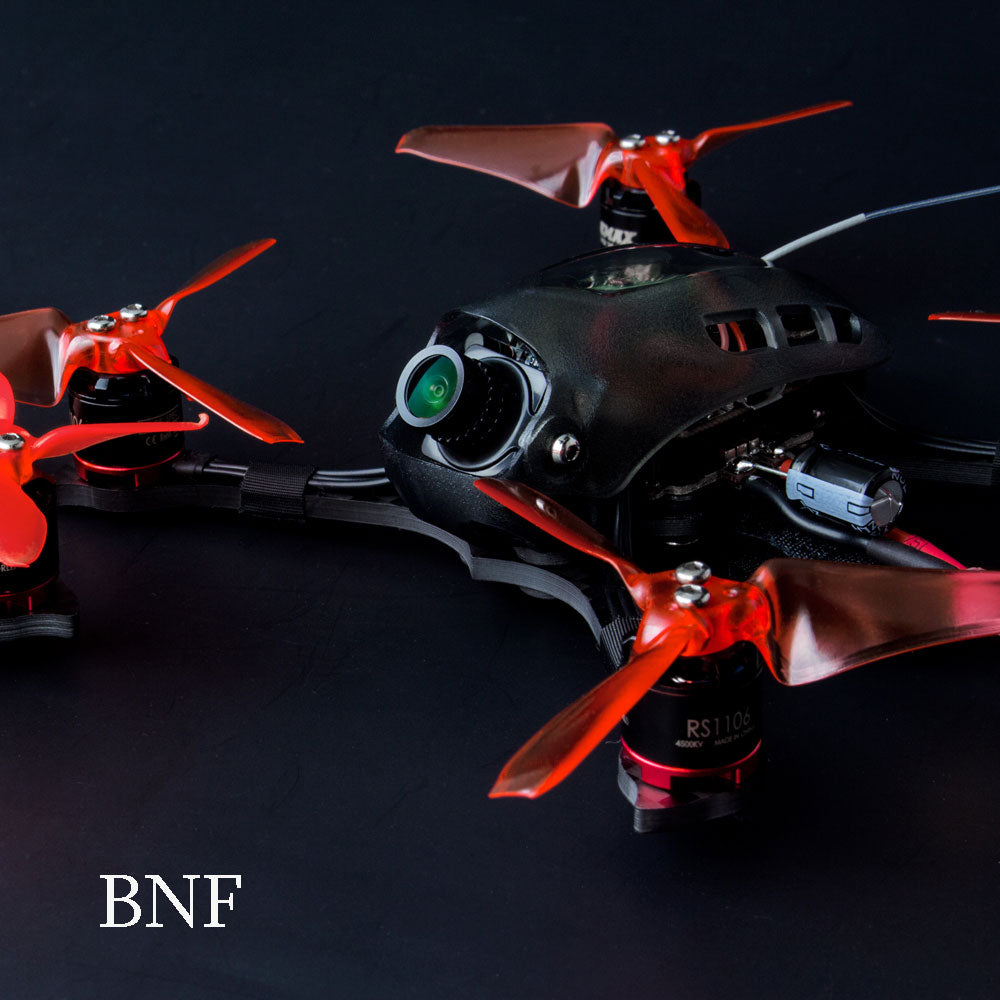 Emax Babyhawk-R RACE(R) Edition 136mm F3 Magnum Mini 5.8G FPV Racing RC Drone 3S-4S BNF