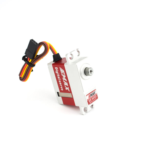 EMAX ES9252 Metal Case High Voltage Digital Top-class Rotor Tail and Swash Servo for 500-550 Class Helicopter