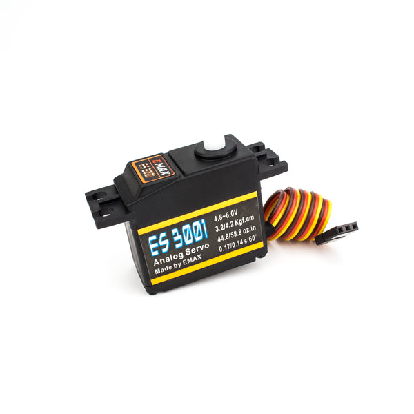 Emax ES3001 37g Plastic Analog Servo For RC Model